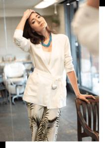 コースタルファッション40代